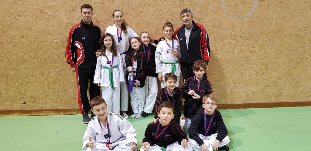 open international France Espagne à Brignoles 2019