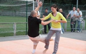 Self Defense - Manon et Jacques